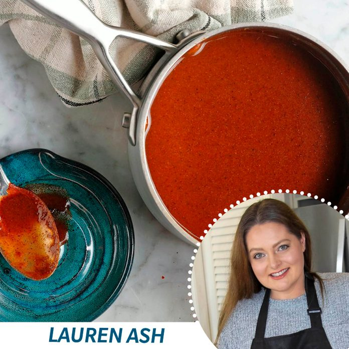 Lauren Ash Why I Cook Feature
