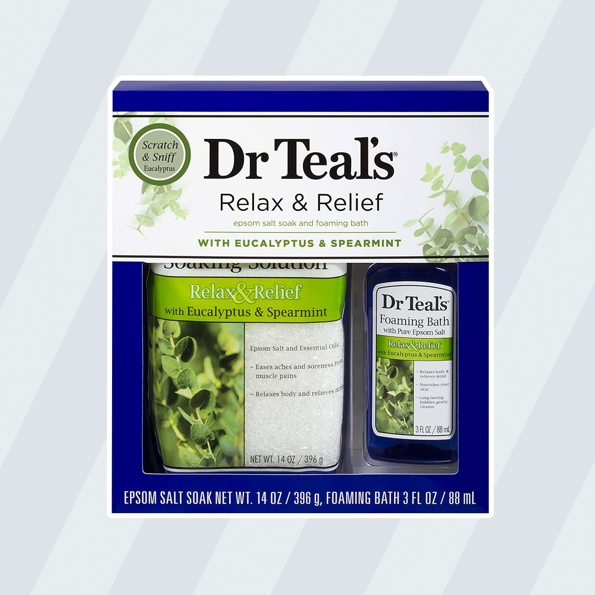 Dr Teals Relax And Relief Bath Set