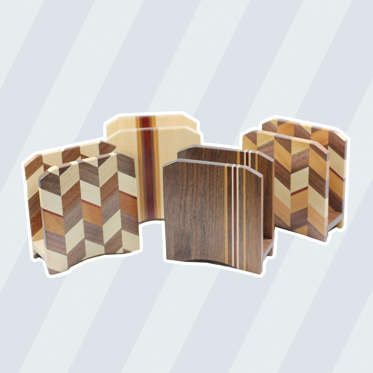 Jkcreativewood Napkin Holder