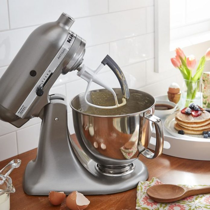 Kitchenaid Silicone Flex Edge Beater