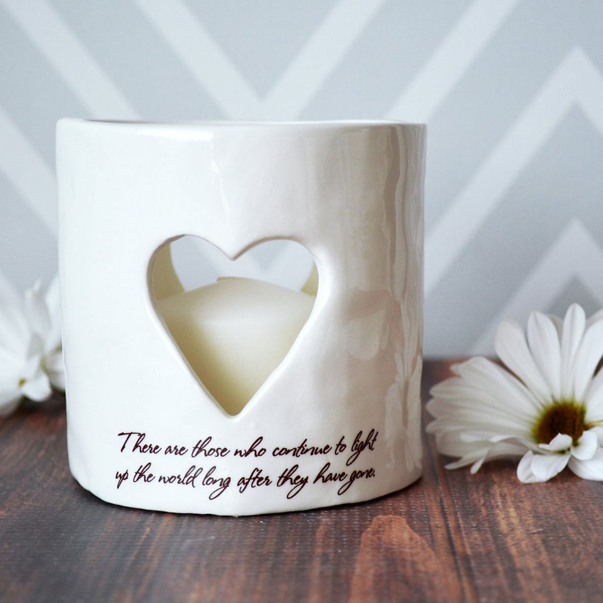Sympathy Candle Gift