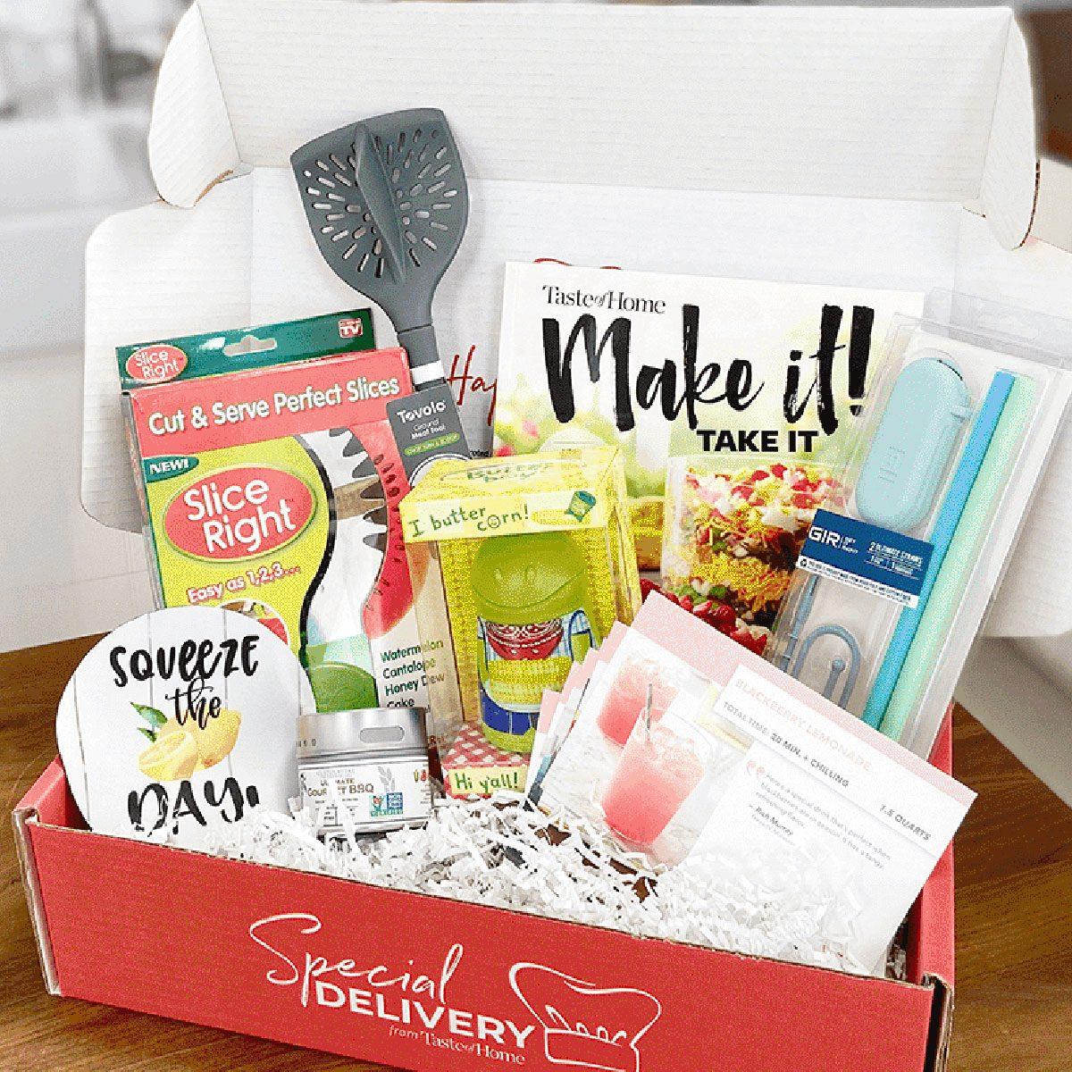 home decor subscription box Toh Special Delivery Box