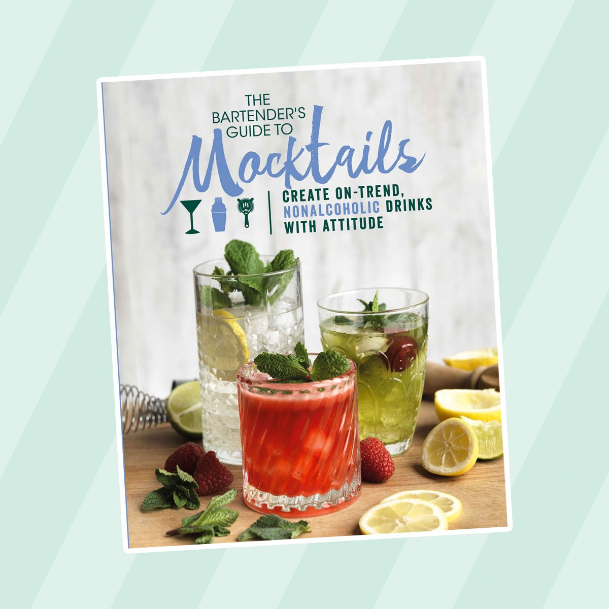 The Bartenders Guide To Mocktails
