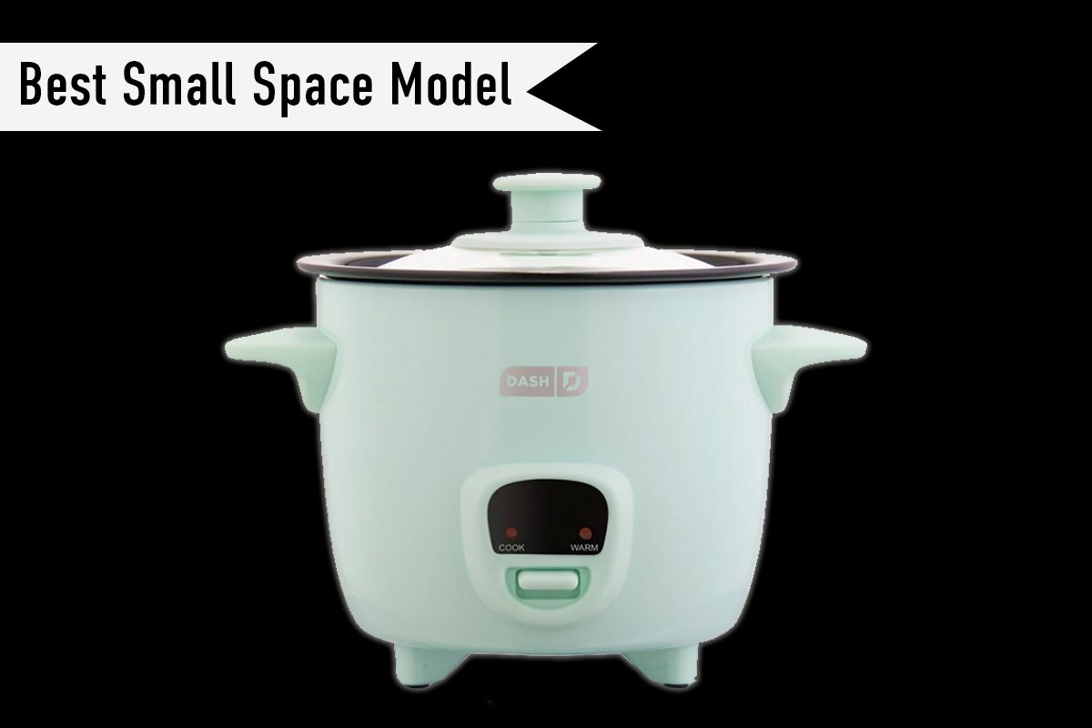 Dash 2-Cup Mini Rice Cooker