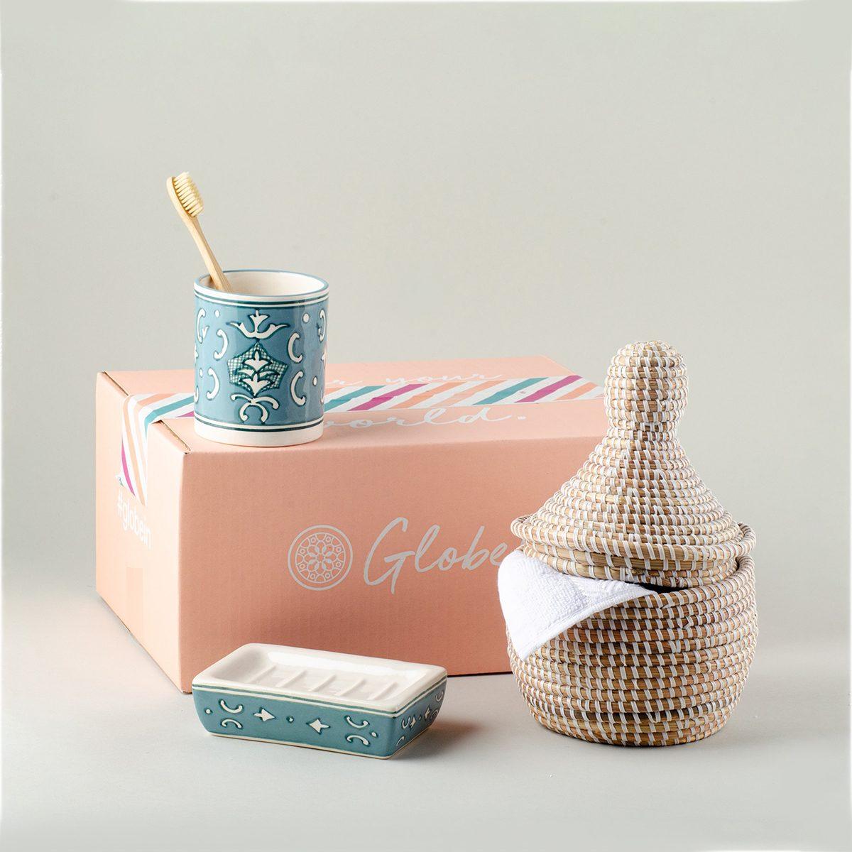 Globein Box home decor subscription box