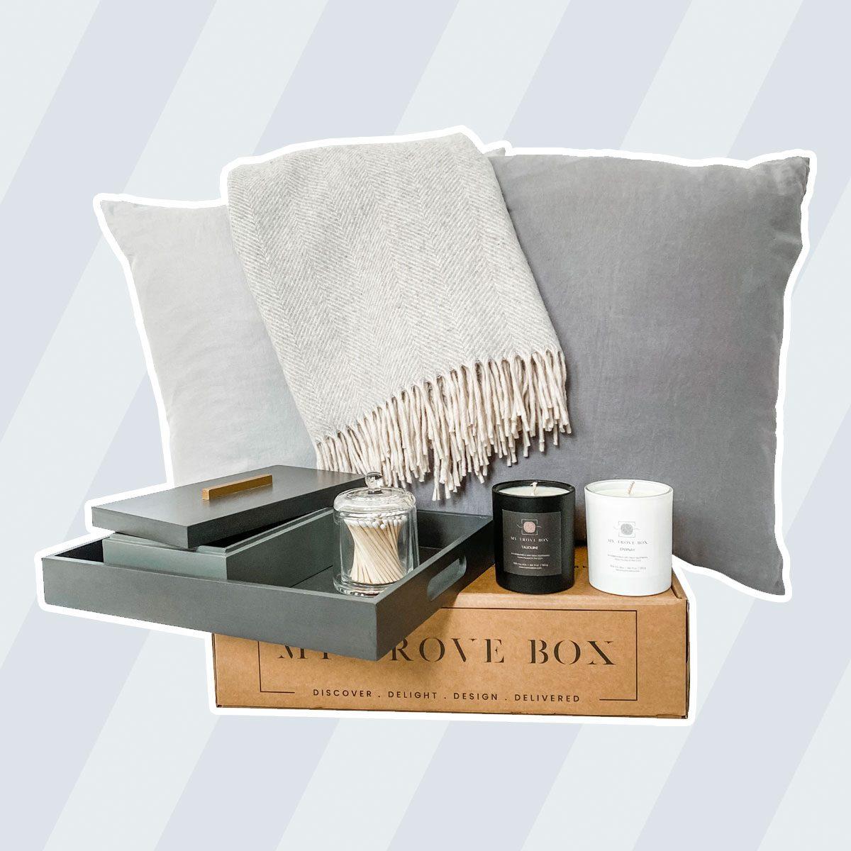 My Trove Box home decor subscription box
