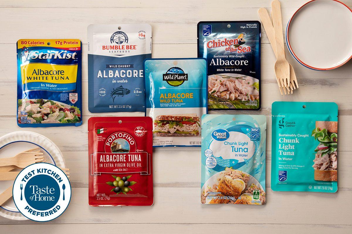 Test kitchen preferred the best Tuna