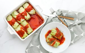 How to Make Vegan Cabbage Rolls