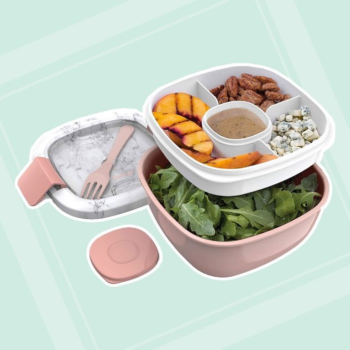 new job gifts Bentgo Container 3 Compartment Bento Style Dressings