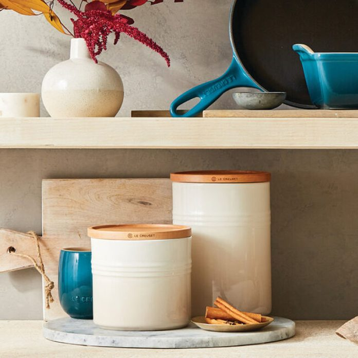 Lecreuset Canisters