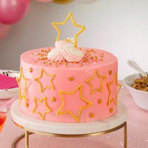 Layered Princess Cake