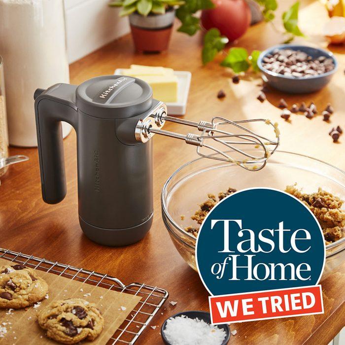 We Tried Kitchenaid Cordless Appliances Feature
