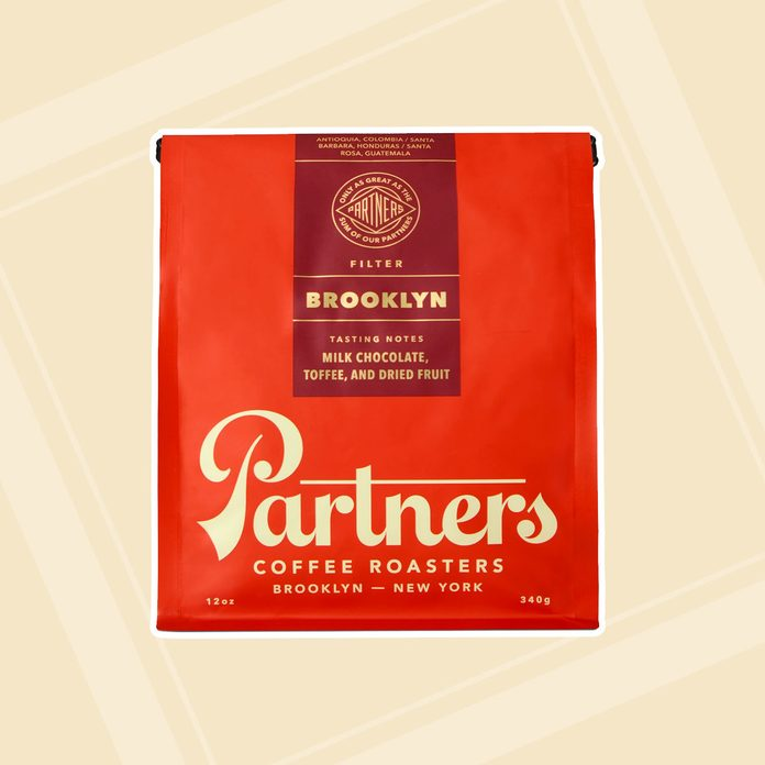 coffee subscription boxes Partners Brooklyn Shot