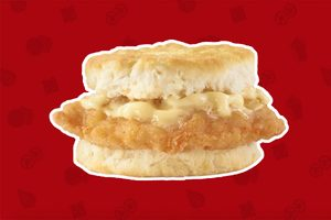 Wendy's Honey Butter Chicken Biscuit Sandwich Is Only $2, for a Limited Time
