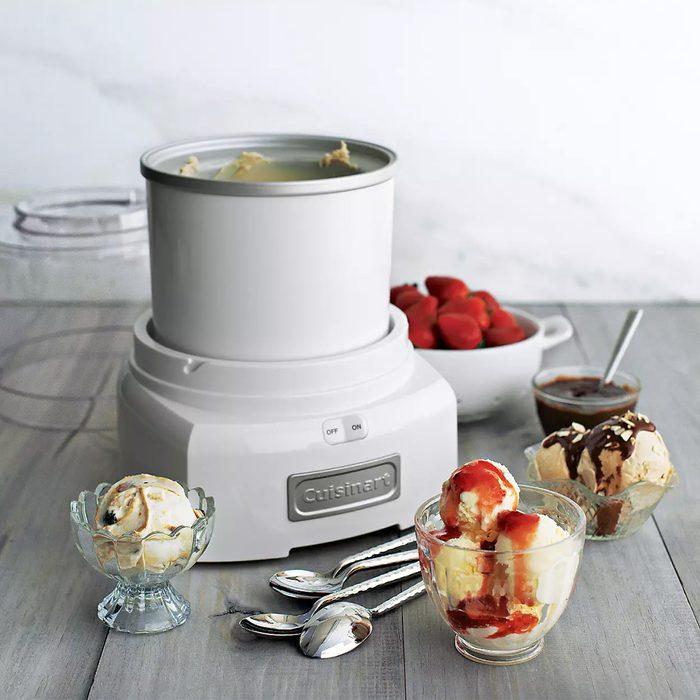 Cb Cuisinart Ice Cream Maker