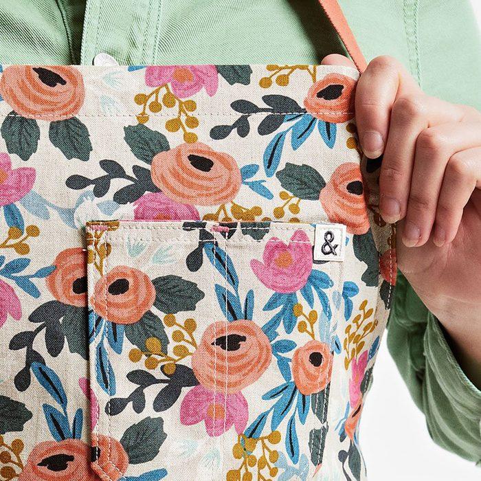 Hb Floral Apron