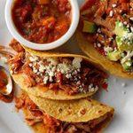 Pork Tacos With Mango Salsa Exps Sddj17 198169 B08 11 3b 1