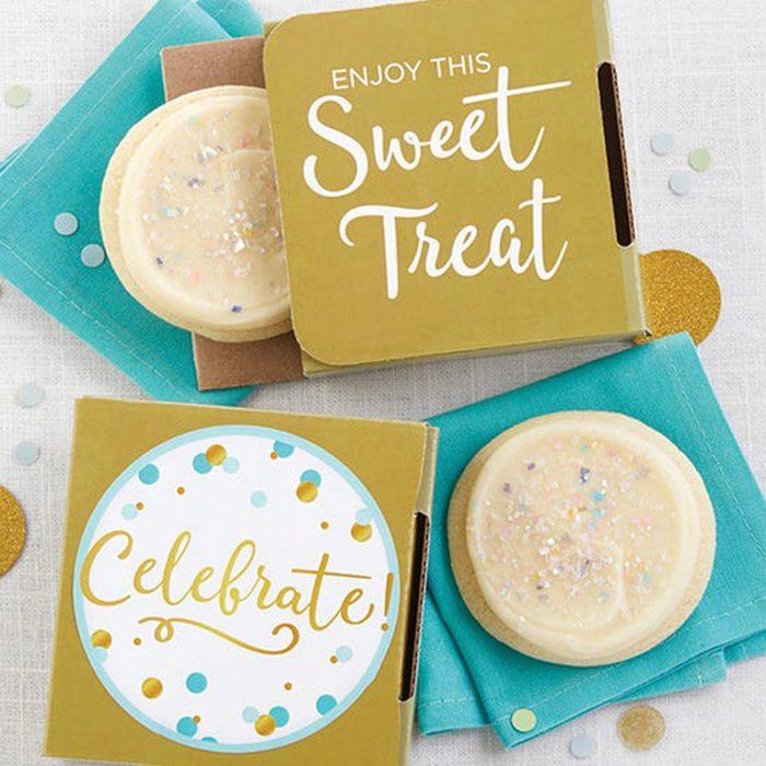 Cheryls Cookies Celebration Cookie Card