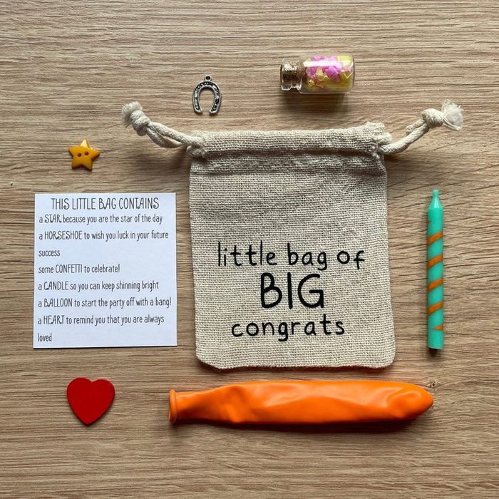 Little Bag Of Congrats