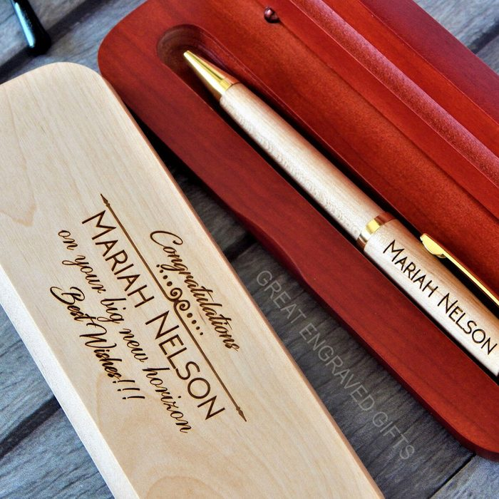 Personalized Pen Gift